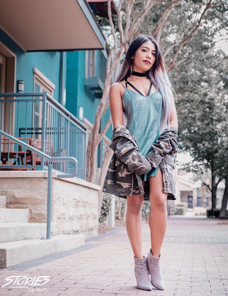 Pop star Seysei brings the pain and poetry of Naga people