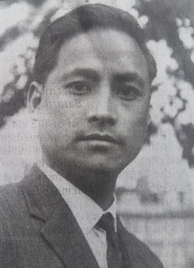 A tribute to Gen  Kaito Sukhai 1933-1968 – THE NAGA