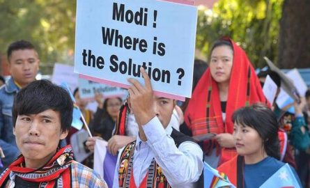 Hardliners in Modi govt behind tough talk on Naga issue