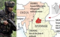 In strategic shift, Myanmar Army occupies NSCN Khaplang HQs