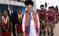 Parliamentary Panel urges Modi govt for 'early agreement' to Naga issue