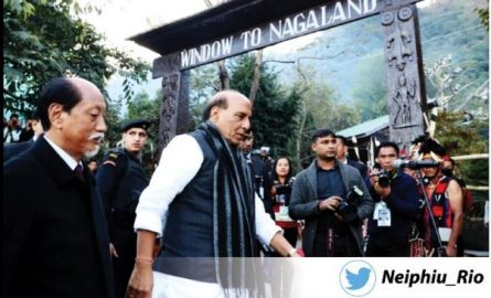 Recorded video: Inauguration of Hornbill Fest 2018