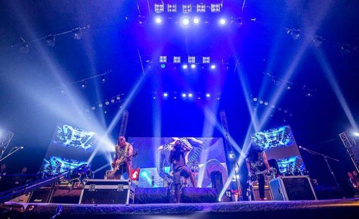 LIVE-STREAM of Hornbill International Rock Contest Finale