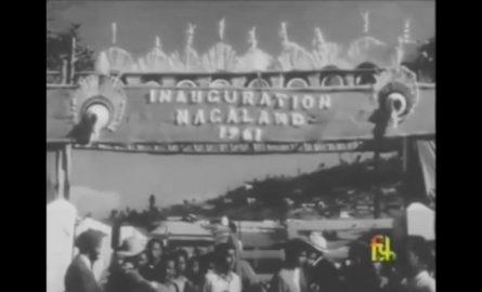 A short film 'Nagaland at 55'