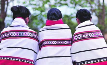 Strong objection over attempt to patent Naga traditional shawl by NIFT