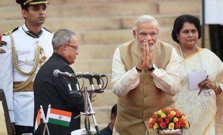 For Opposition, 'Modi vs Mukherjee' may sound better than 'Modi vs nobody'