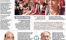 Hornbill festival: Enthusiasm marred by tourist's criticisms